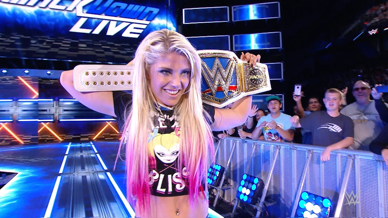 Alexa Bliss Age