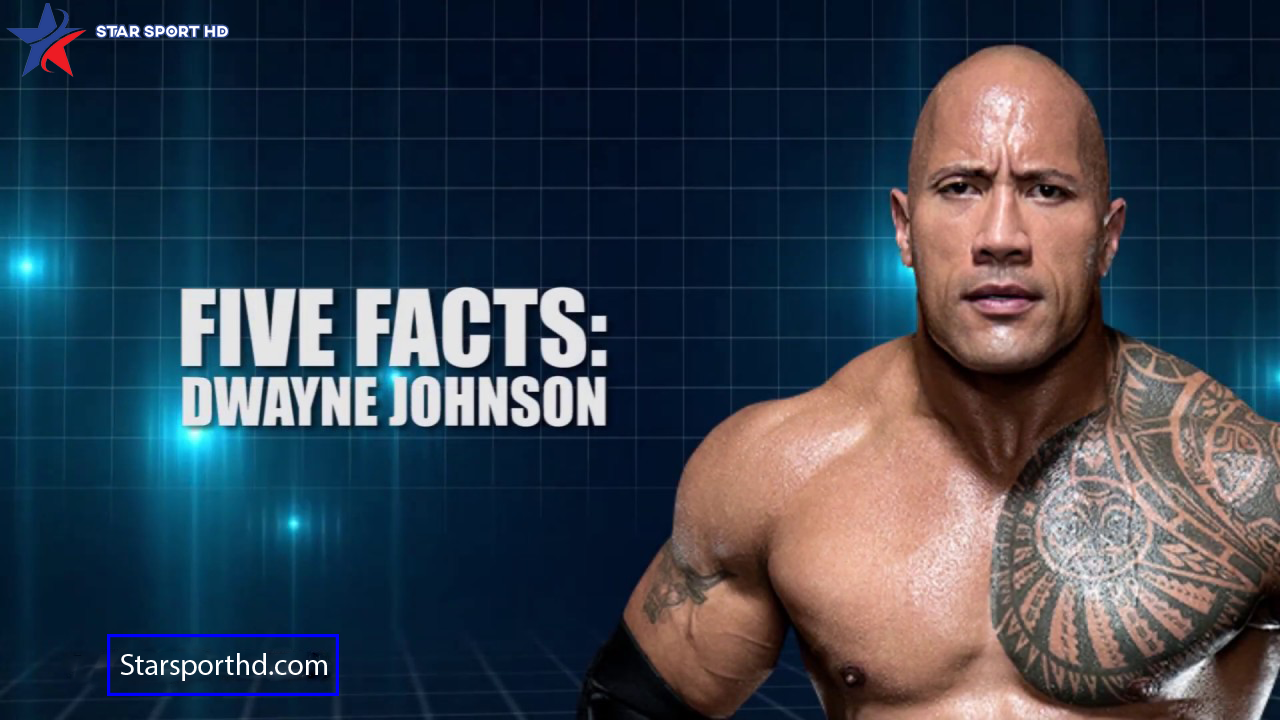 the rock five facts
