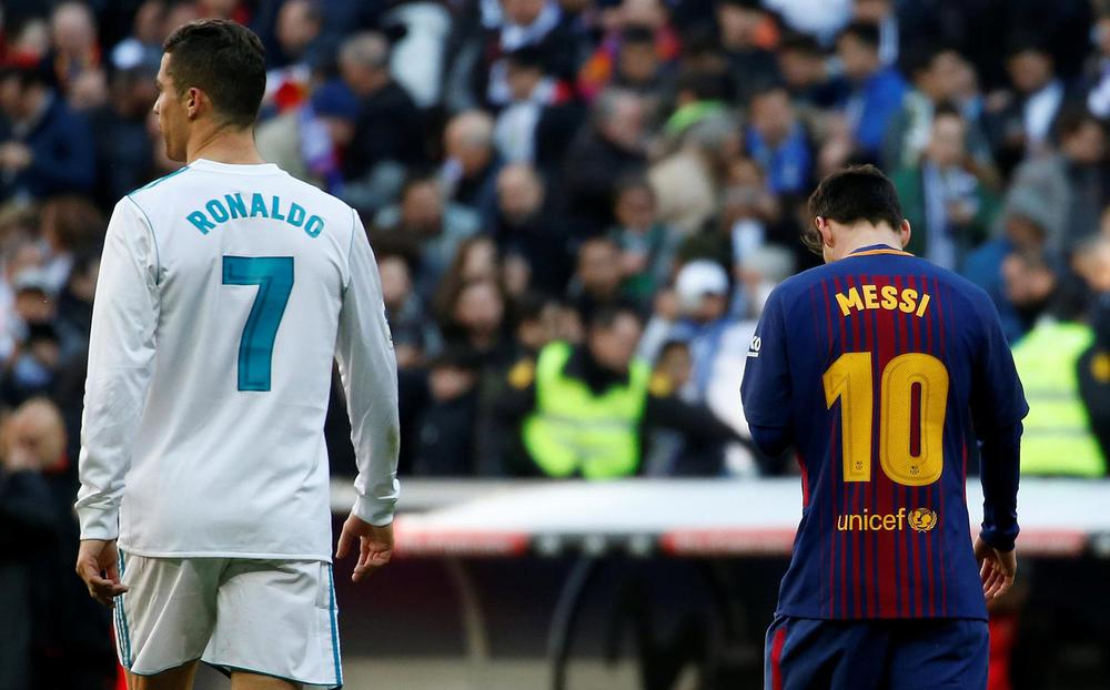 Cristiano Ronaldo almost joined Barcelona before Real Madrid