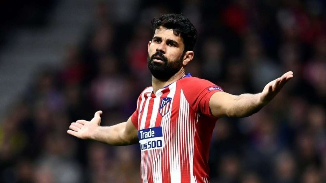 Atletico Madrid striker Diego Costa tests positive for Covid-19: Reports