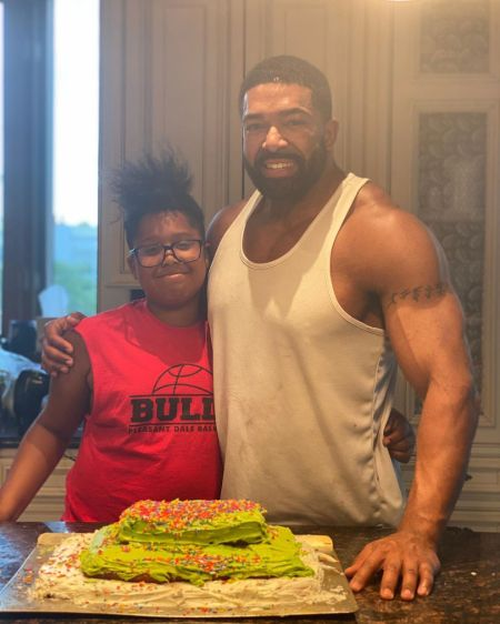 David Otunga son