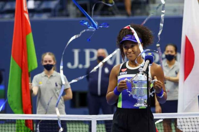 Naomi Osaka wins US Open 2020