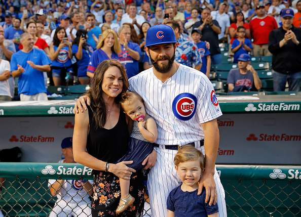 Jake Arrieta's Family: 5 Fast Facts You Need to Know | Heavy.com