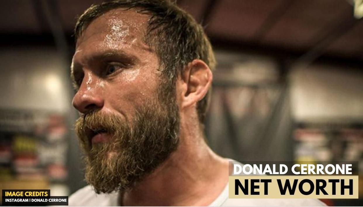 Donald Cerrone net worth, salary and UFC 246 fight with Conor McGregor