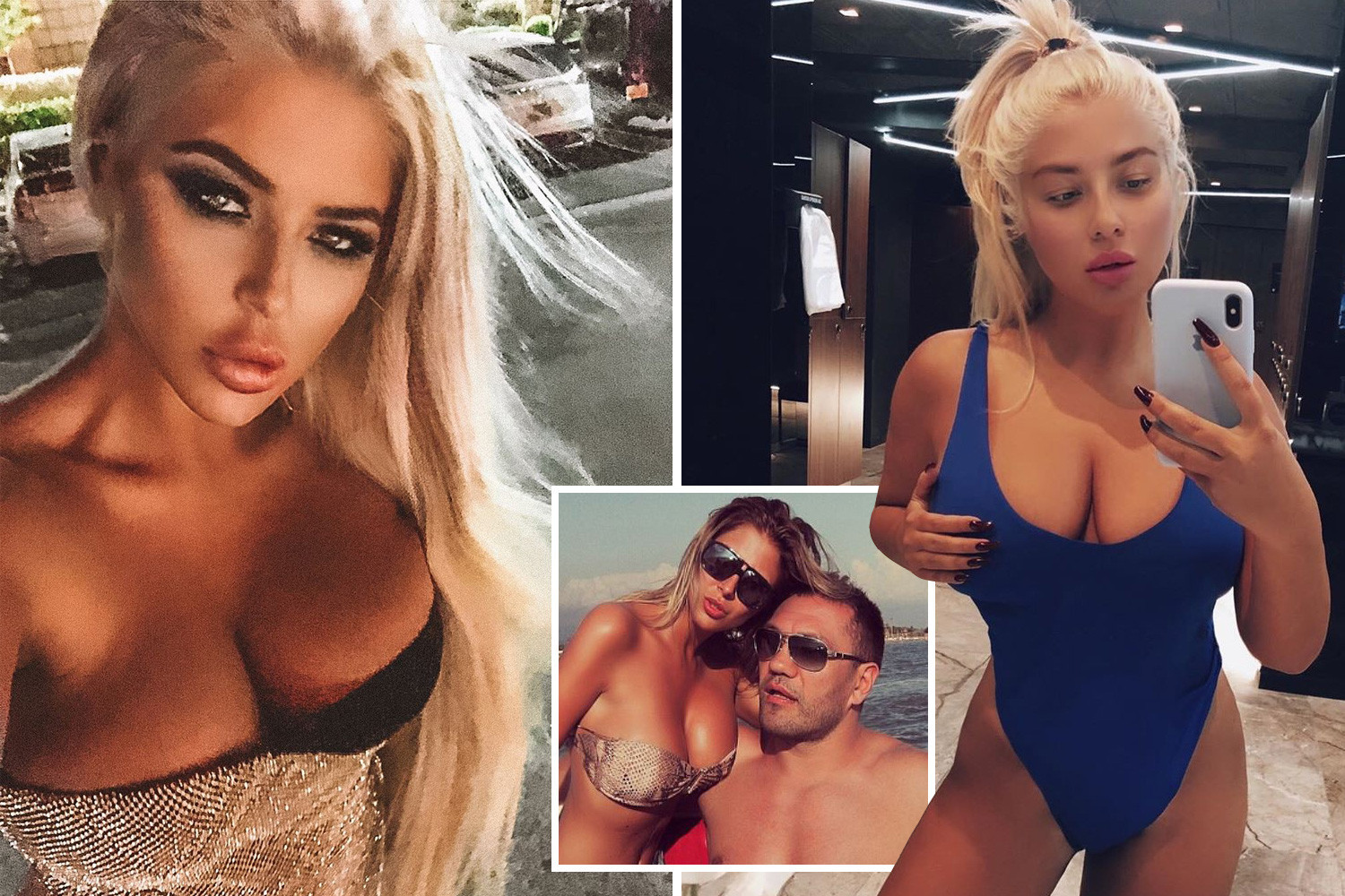 Kubrat Pulev's popstar girlfriend Andrea, who defended him for kissing  journalist, set to be ringside for Joshua fight – The US Sun