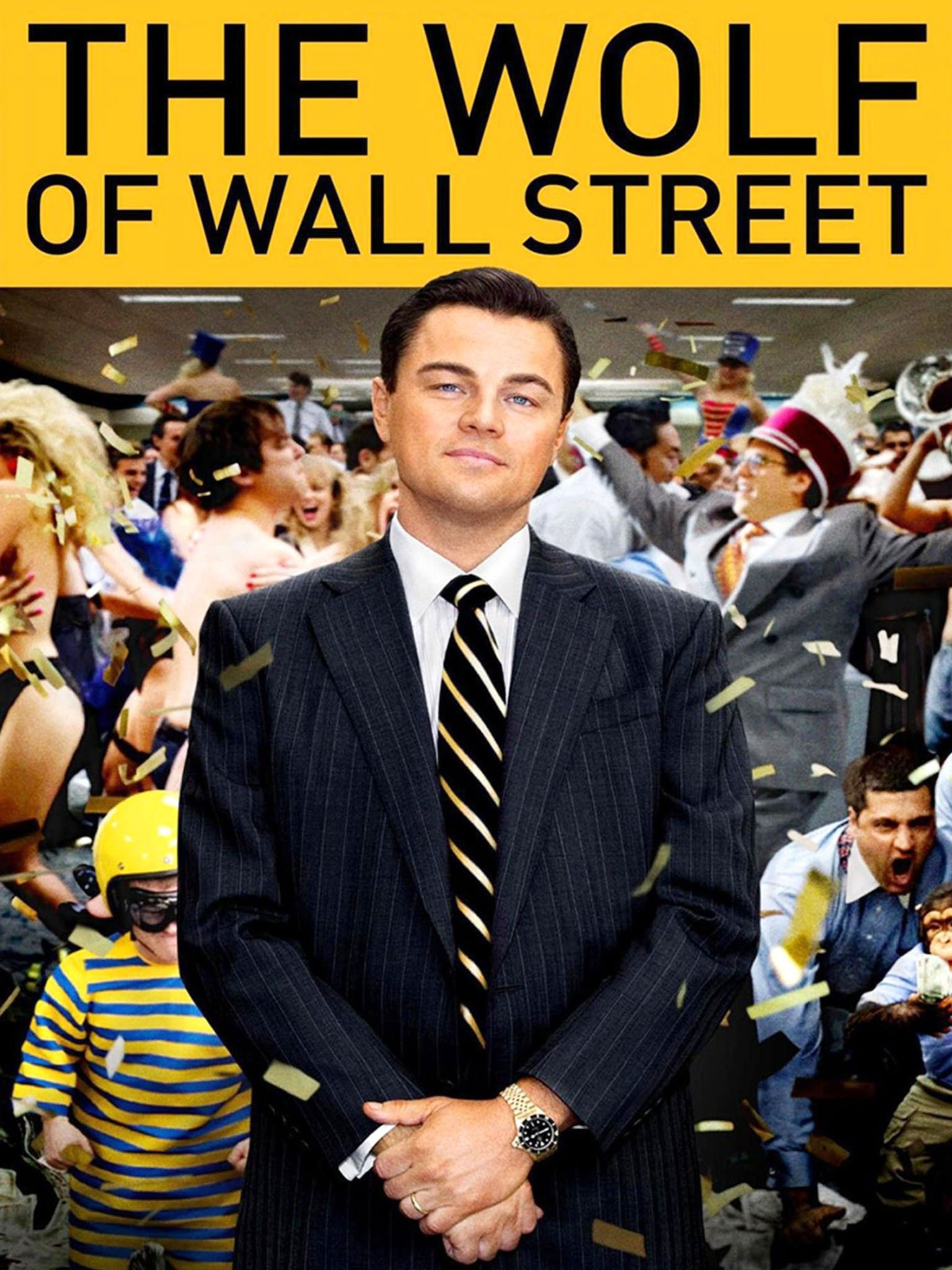 Watch The Wolf of Wall Street Online with NEON from $4.99