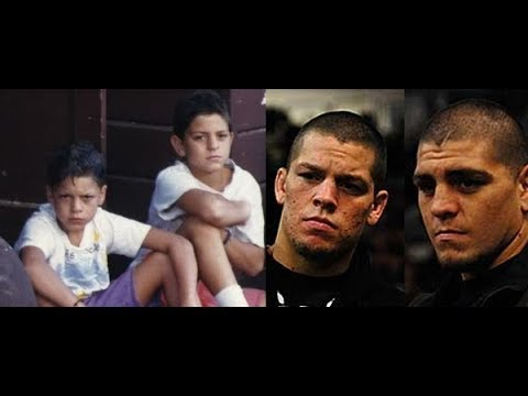 Nate Diaz early life