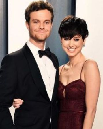 Actor Jack Quaid and actress Lizzy McGroder
