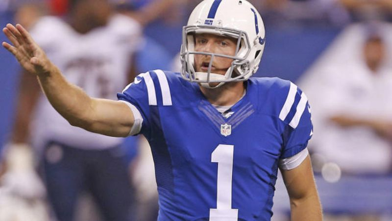 Professional College Career of Pat McAfee